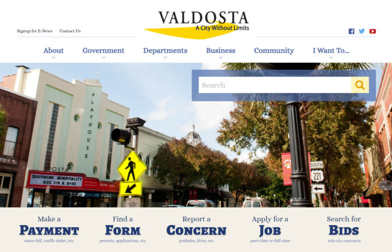City of Valdosta, GA